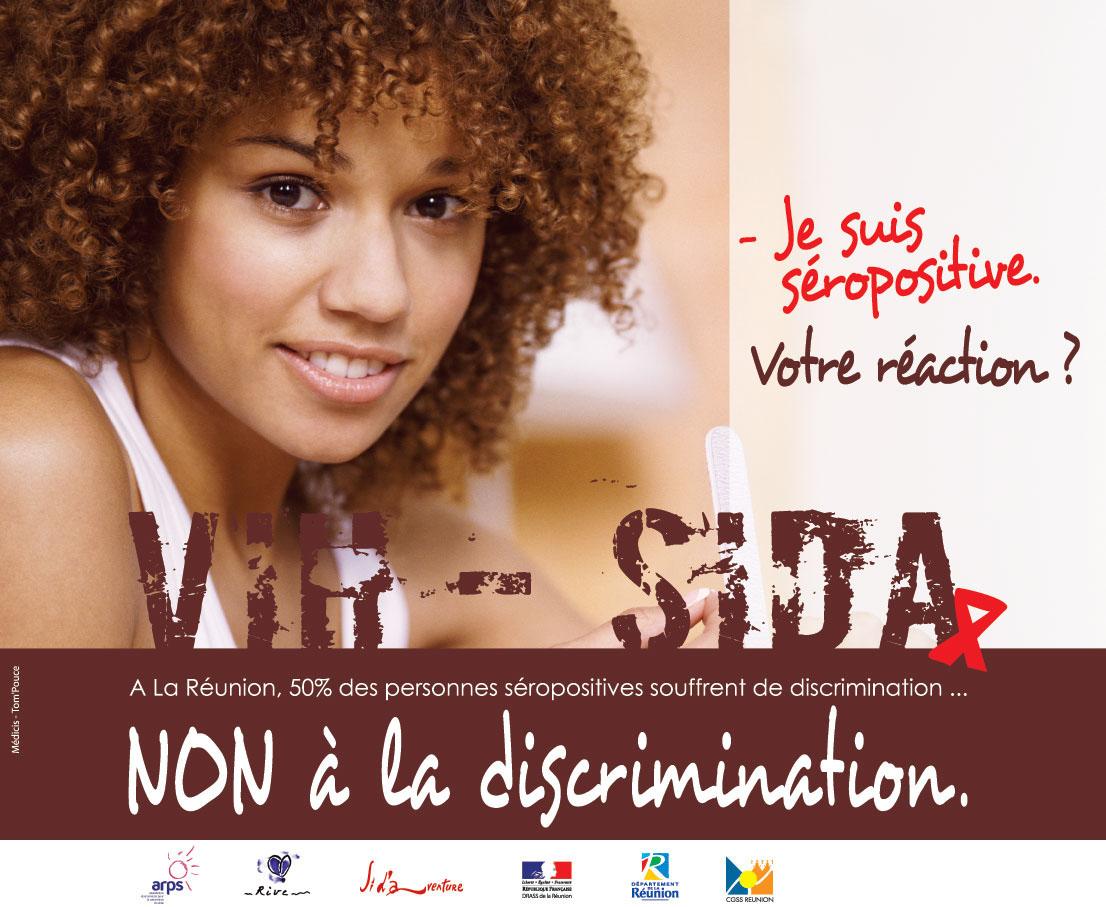 Non à la discrimination
