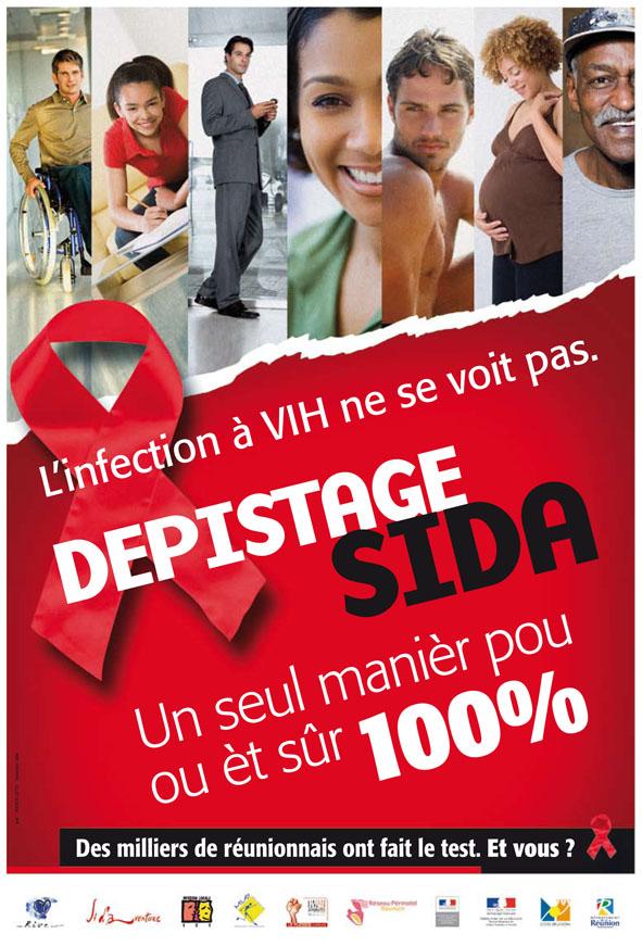 Dépistage du SIDA
