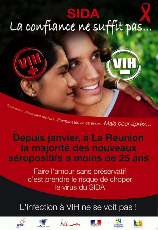 La séropositivité chez les jeunes