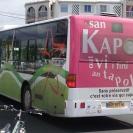 Bus san kapot