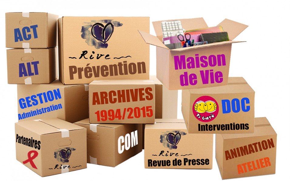 Association rive part 3 - Carton demenagement leclerc ...