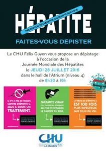 affiche hepatiteCHU